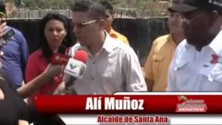 Gobierno de Calle en el Municipio Santa Ana