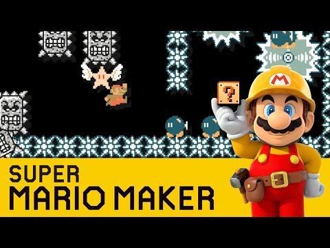 Super Mario Maker - Star Power