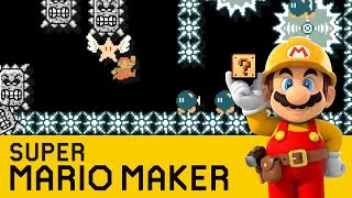 Super Mario Maker - Star Power