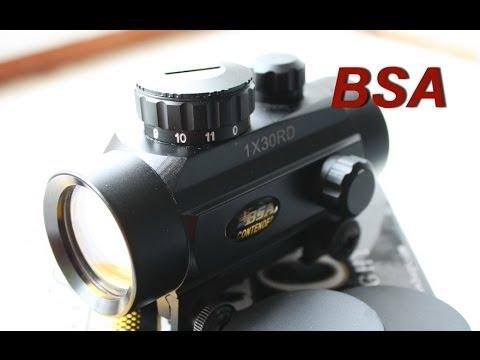 Коллиматорный прицел BSA RD30