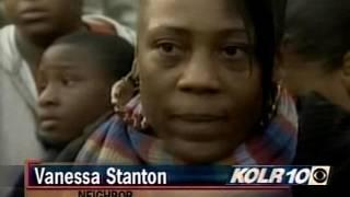 KOLR-TV 10pm News, October 2008