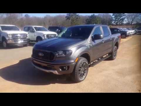 2019 Ford Ranger - XLT - Magnetic Metallic - 302A - Walkaround