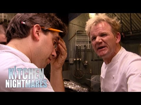 Owner Can't Handle Ramsay's Insults & Storms Out During Service! | Kitchen Nightmares