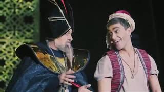 """Музыкально цирковое шоу для всей семьи """"Волшебная Лампа"""" от РомановАрена в ВегасСитиХолл"""