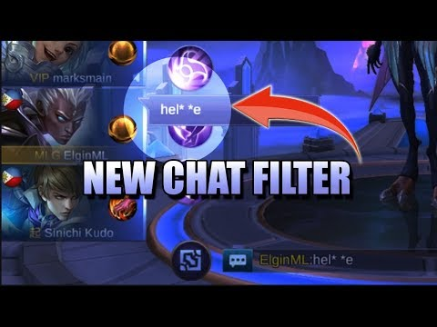 NEW CHAT FILTER - WHAT THE **** IS HAPPENING?