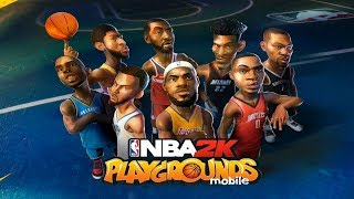 NBA 2K Playgrounds (by 2K) - iOS / ANDROID GAMEPLAY