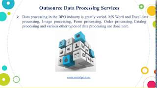 Data Processing and Outsourcing – How Beneficial for Small Businesses