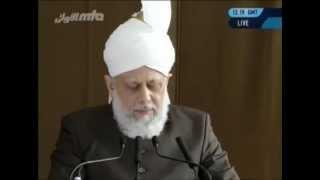 2011-09-23 Die Reflektion und Ausübung der Lehren des Verheißenen Messias(as)