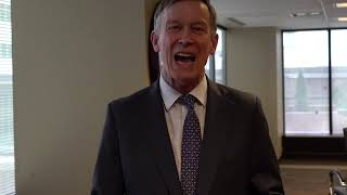2020 Presidential Candidate John Hickenlooper's Message to AJC Global Forum