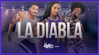 La Diabla - Alex Sensation, Nicky Jam  Fitdance Life Coreografía Dance