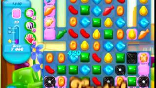 Candy Crush Soda Saga Level 1440 - NO BOOSTERS ***