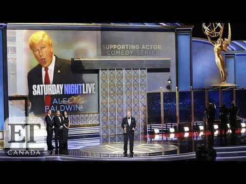 2017 Emmy Awards 'SNL' Highlights: Alec Baldwin, Melissa McCarthy, Ben Affleck's Appearance