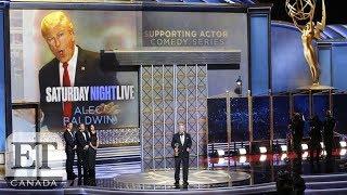 2017 Emmy Awards 'SNL' Highlights: Alec Baldwin, Melissa McCarthy, Ben Affleck's Appearance
