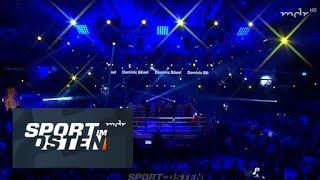 Boxen - der Kampfabend aus Halle mit Dominic Bösel vs. Timy Shala | Sport im Osten | MDR