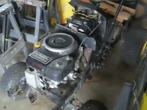 John Deere Hydro 165 Wiring Diagram John Deere Hydro 175 Project Youtube