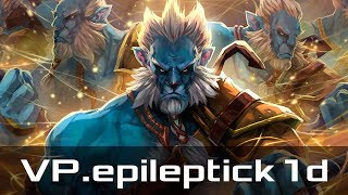 VP.epileptick1d — Phantom Lancer, Safe Lane (Nov 7, 2019) | Dota 2 patch 7.22 gameplay