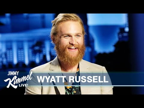 Wyatt Russell on Playing Captain America in The Falcon and the Winter Soldier