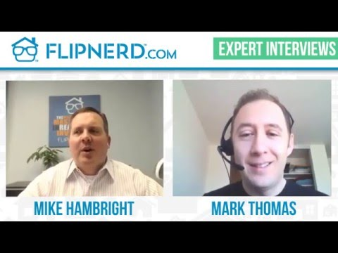 Mark Thomas on How To Manage Your Real Estate Transactions with Reesio
