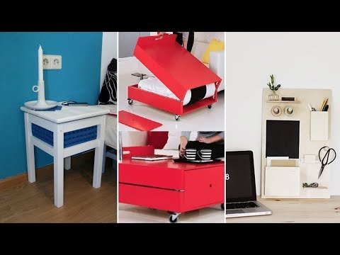 10 DIY Bedroom Storage Ideas