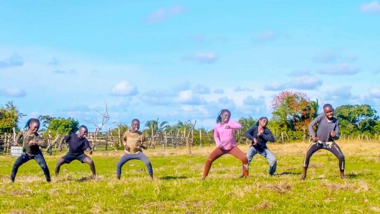 Download Masaka Kids Africana Dancing Wake Up Mama By Pupa Curly feat. SupaG & Aziatic