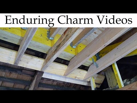 Structural Ridge Beam: A Real World Example