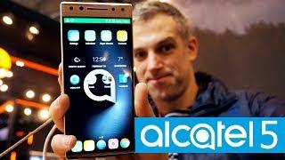 ALCATEL 5 : un iPhone 8 à Moins de 300 ?