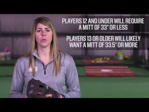 ProTips: How To Choose A Softball Catcher's Mitt
