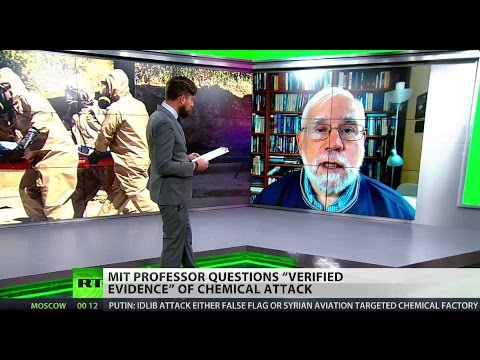White House claims on Syria chemical attack 'obviously false' - Prof. Theodor Postol of MIT