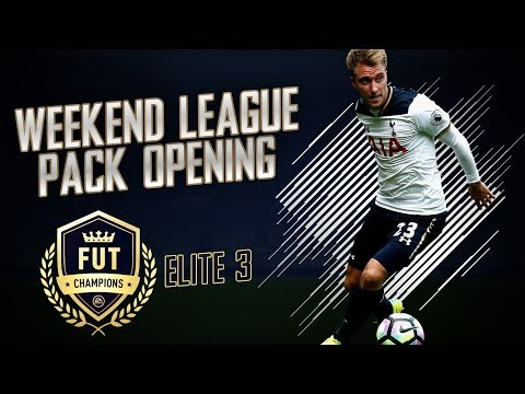 USKOMATON ELITE WEEKEND LEAGUE PACK OPENING!!