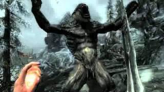Elder Scrolls V: Skyrim - In-Game Trailer
