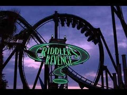 Riddler's Revenge Theme