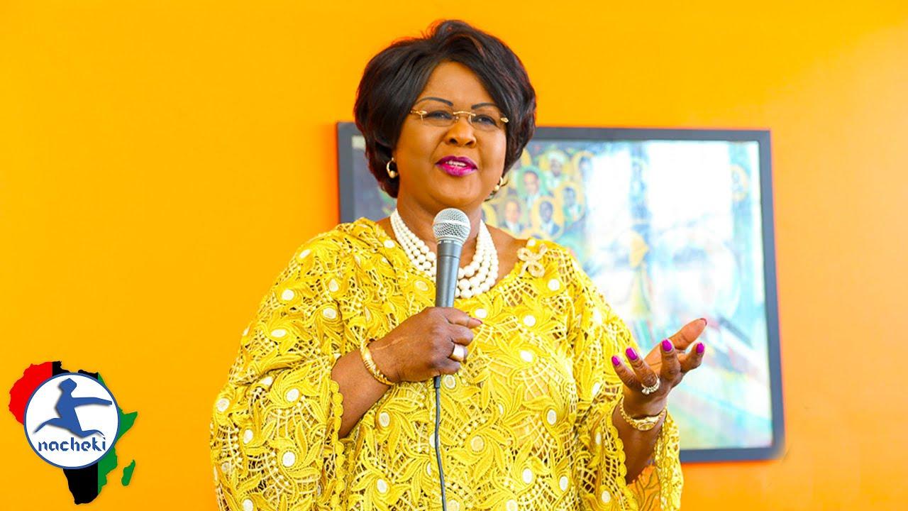 Pan Africanist Dr. Chihombori Quao 'Mama Africa' Has an Urgent Message to all African Diaspora