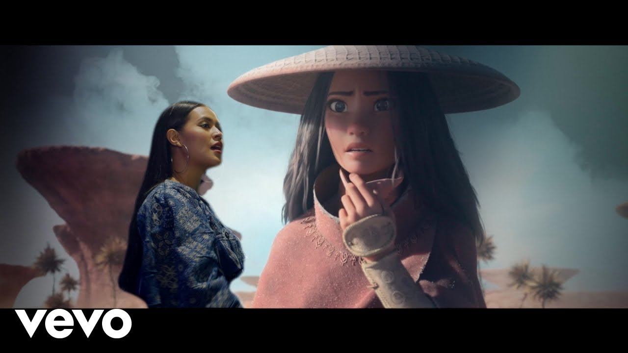 "Raisa, Yonnyboii, Matthaios, Sprite - Trust Again (Inspired by ""Raya and the Last Dragon""/Official Video)"