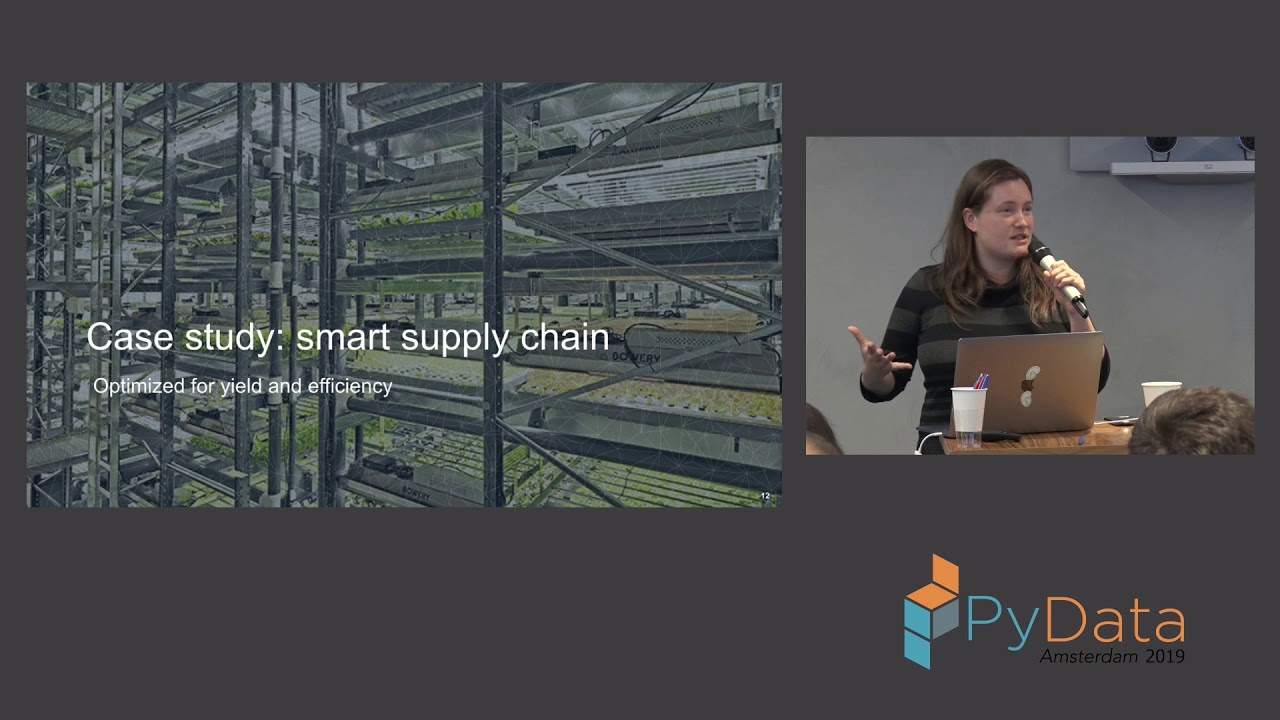 Image from Plant Factory: Sensor, Data, Machine Learning