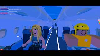 ROBLOX | PLAN.AR A319 Flight [EMERGENCY LANDING]