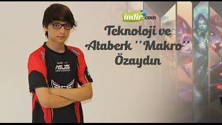 Türkiye'nin En Genç Profesyonel e-spor Oyuncusu 'Makro' ile Röportaj