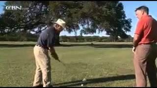 David Cook: Golf