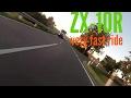 Kawasaki ZX-10R Test Top Speed