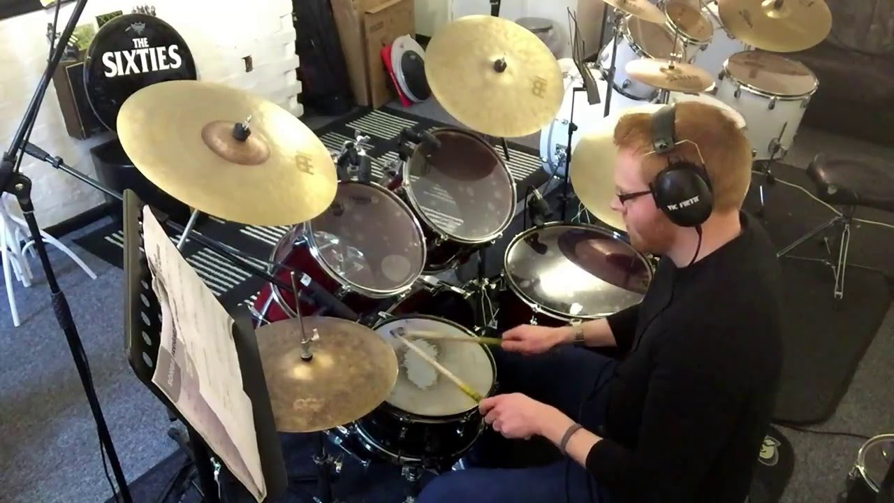 ROAD TO NOWHERE - GRADE 1 TRINITY ROCK AND POP DRUMS