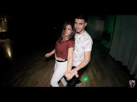 Shahaf And Sharon 4K @Social Sensual Bachata Dance [ES AMOR]