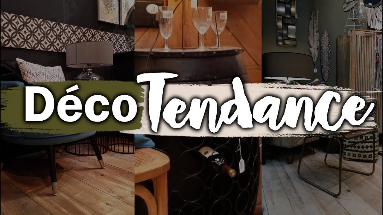 5 tendances d co 2018 youtube for Deco tendance