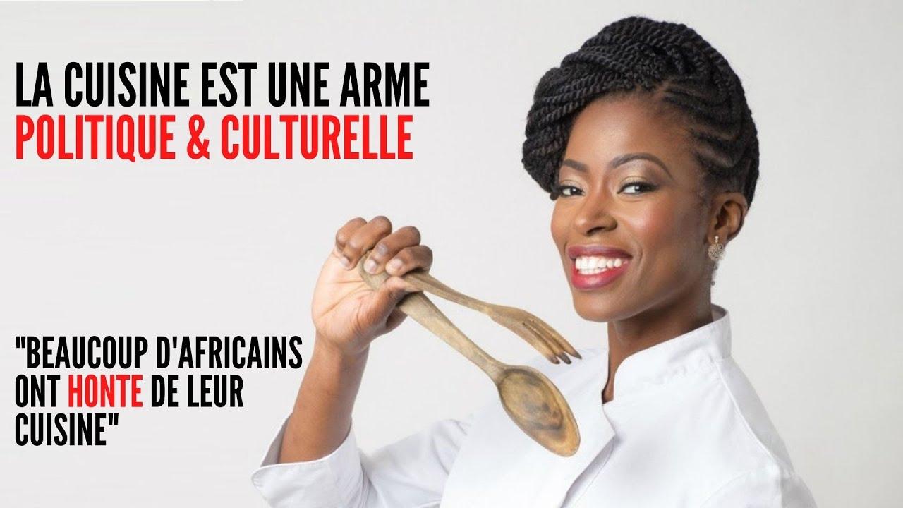 Chef Anto : Beaucoup d'Africains ont honte de leurs cuisines