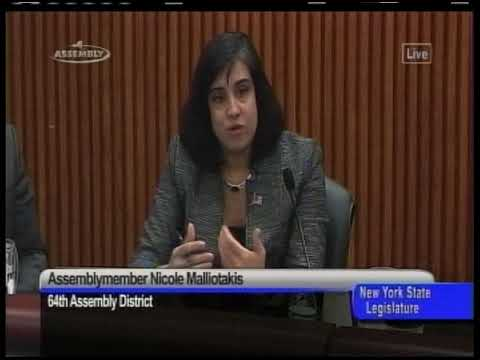 Assemblywoman Nicole Malliotakis discusses School Safety with NYC Schools Chancellor Farina