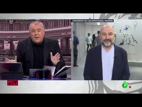 """Néstor Rego en """"Al rojo vivo"""": pedimos concreción ao PSOE, non só boas palabras"""