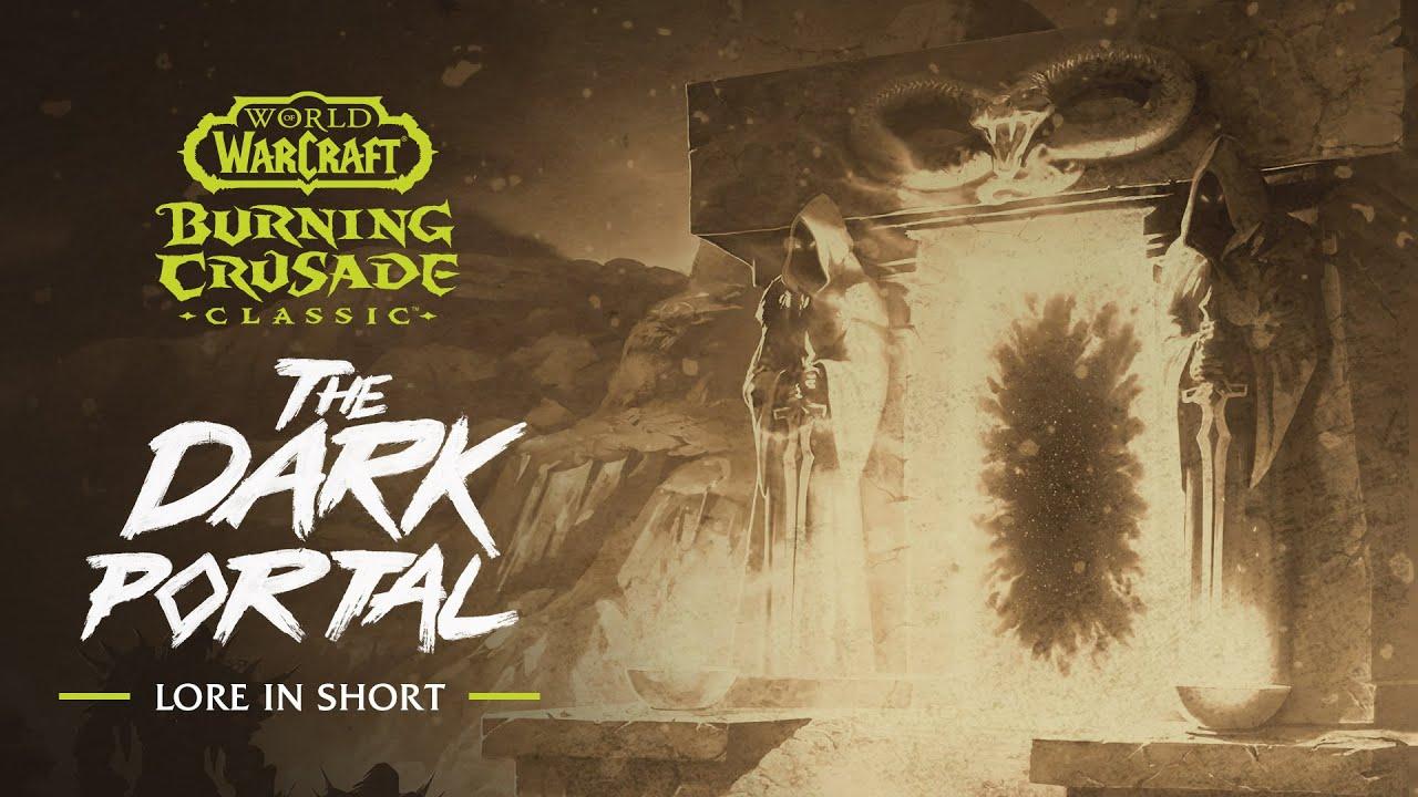 Lore in Short: The Dark Portal