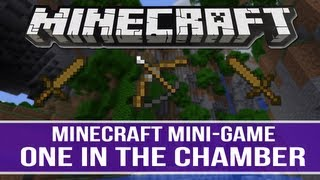 Minecraft Mini-Game: One In The Chamber