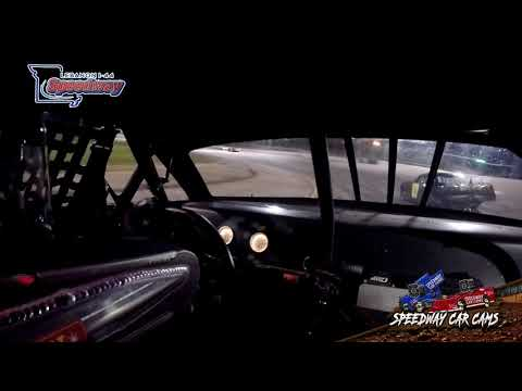 #12 Raymond Merrill - Pro Late Model - 4-6-19 I-44 Speedway - In Car Camera