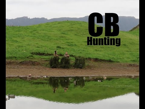 Duck Hunting NZ-DIY Maimai
