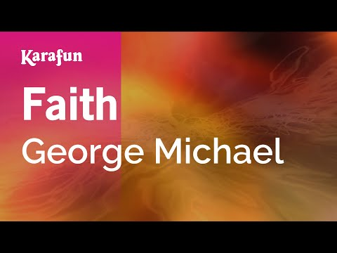 Karaoke Faith - George Michael *