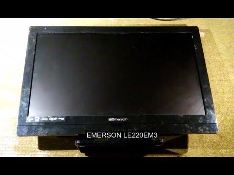 Emerson LE220EM3 repair